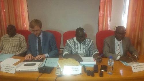 11e session du comité de pilotage du PCESA:  Plus de 16 milliards de FCFA pour booster la croissance économique agricole