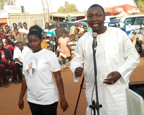 «C'est nous-mêmes qui avons la clé de notre succès», Dr Bachir Ismaël Ouédraogo, coordonnateur de l'association L.M.D. du Sanmatenga