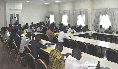 Formation des partenaires techniques du Ministère: le tour des SG des Fédérations