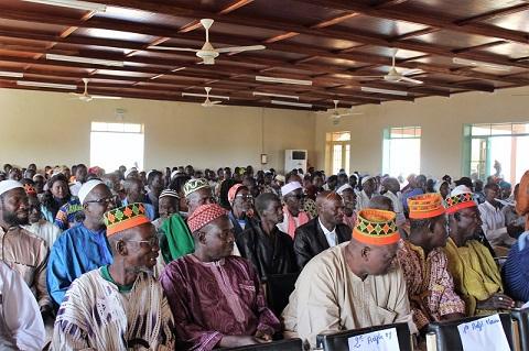 Gouvernance locale: Le conseil municipal de Loumbila rend compte à «son supérieur hiérarchique»