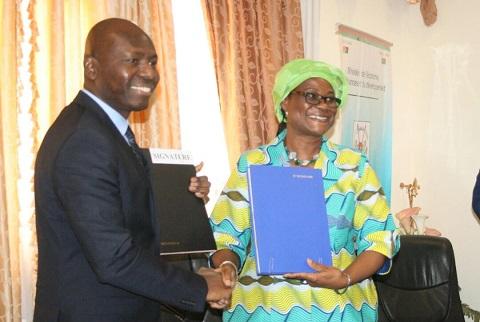 Ministère en charge de l'Economie: Plus de 131 milliards de FCFA d'accords de financement signés en une journée