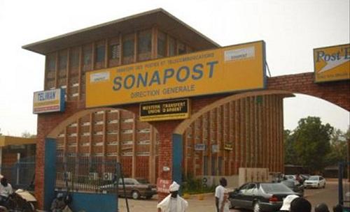 SONAPOST: Les guichets resteront fermés le samedi 30 décembre 2017