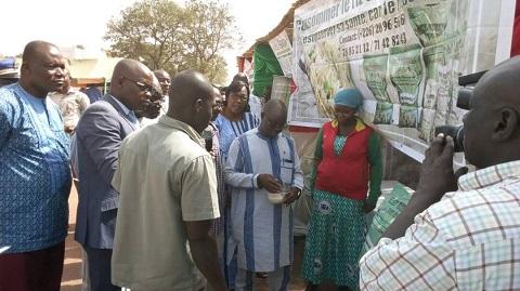 Journées promotionnelles du riz étuvé: Une vitrine pour améliorer sa connaissance et sa consommation au Burkina Faso