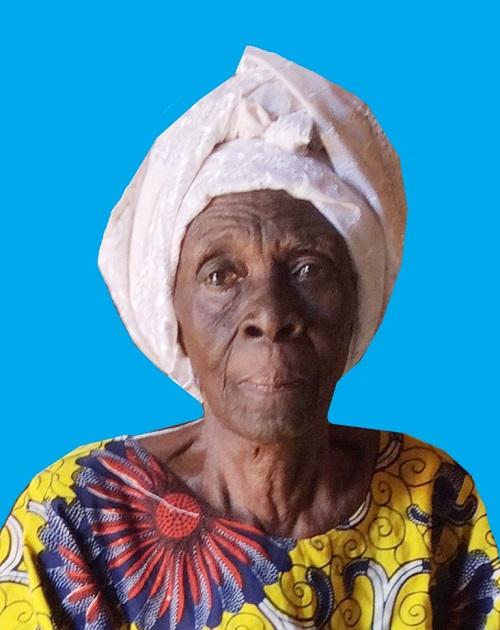 Décès  de BAGORO née BADOLO Awa Ezomboé: Remerciements