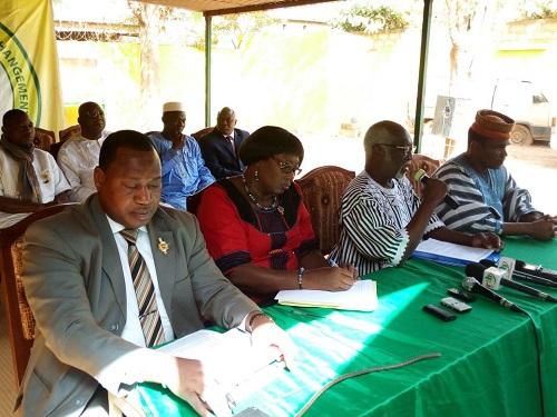 Groupe parlementaire UPC: Rétrospection et réaffirmation pour maintenir le cap dans la défense des intérêts des populations