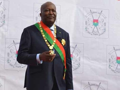 An II Roch Kaboré: 55% des Burkinabè non satisfaits