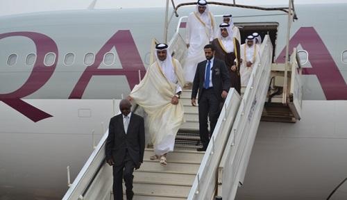 Périple de l'émir du Qatar: L'Afrique subsaharienne, variable d'ajustement diplomatique du Qatar?