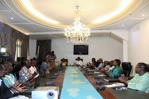 Protection des données personnelles: La CIL sensibilise les conseillers de la Présidence du Faso