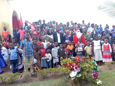 Assemblée nationale: Un arbre de Noël pour les enfants du personnel administratif