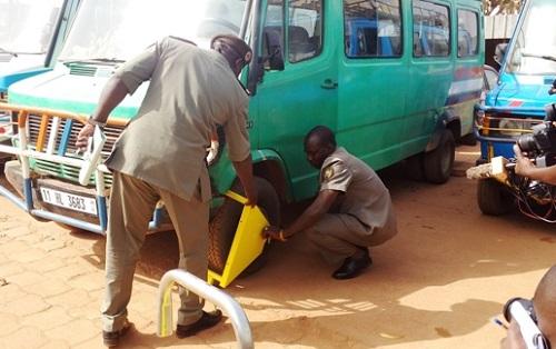 Sécurité routière: La Police municipale se dote de nouveau matériel pour lutter contre les stationnements gênants