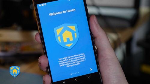 Haven: Une application pour transformer les smartphones en outil de surveillance