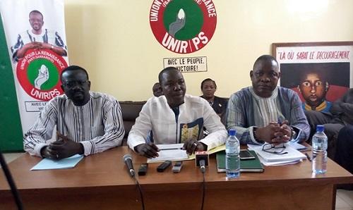 Session budgétaire 2017: Le groupe parlementaire Burkindlim fait le bilan