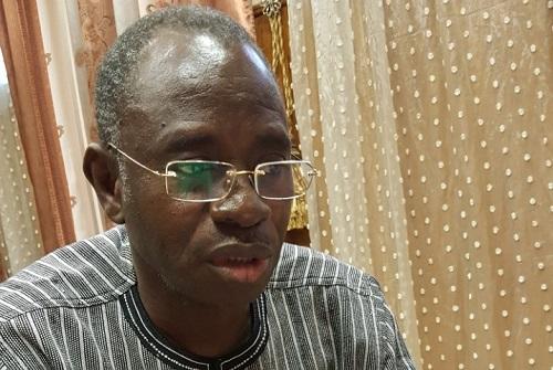 Fonction publique et travail au Burkina: «Ce pays n'avancera pas dans les bavardages dans la presse, ni par les grèves...», affirme le ministre Clément P. Sawadogo