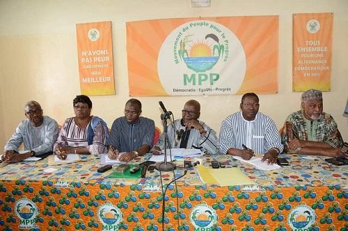 Burkina Faso: Le MPP déclare l'année 2018,