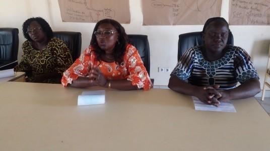 Coalition burkinabè pour les droits des femmes section Sourou: Au nom des femmes de la commune rurale de Di
