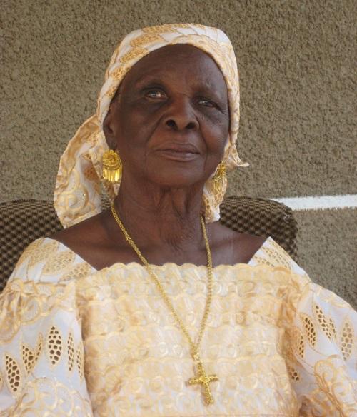 Décès  de MmeBAGHNYAN née TAPSOBA CATHERINE: Faire part