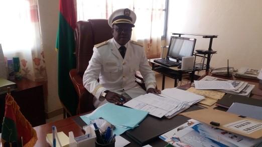 Région de la Boucle du Mouhoun: Le message du gouverneur à l' occasion du nouvel an 2018
