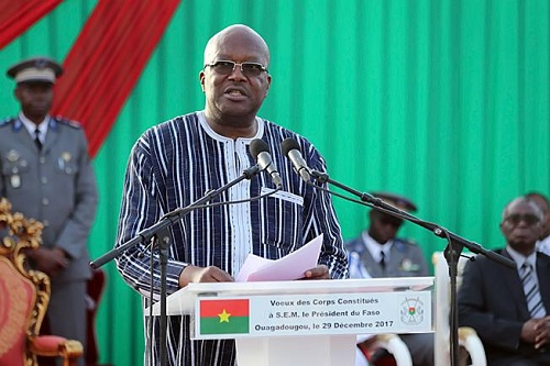 Burkina Faso : Roch Kaboré appelle les syndicats de l'éducation à observer la plus grande retenue