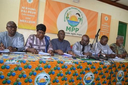 Gouvernance MPP: «En 2018, tous les compartiments seront sécoués et tous les voyants seront au vert», annonce le président du parti au pouvoir, Simon Compaoré