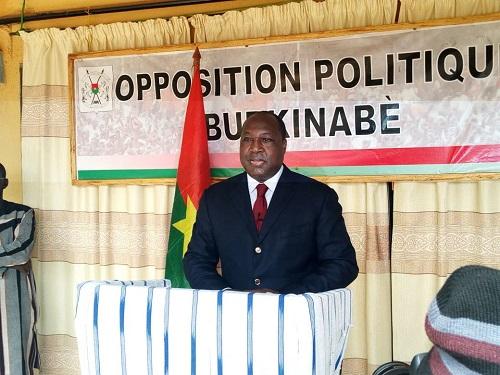 Le Chef de file de l'opposition politique au Burkina, Zéphirin Diabré, convoqué à la gendarmerie