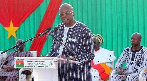 Le président du Faso au syndicat de l'éducation, «il s'agit de l'avenir immédiat de l'école burkinabè et donc de celui de nos enfants»