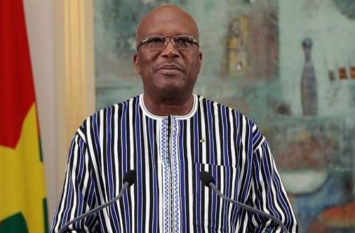 Message à la nation de Roch Kaboré, président du Faso, chef de l'Etat à l'occasion du nouvel an 2018