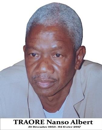 In memoria: Nanso Albert TRAORE