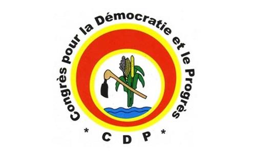 Burkina: Le CDP souhaite que 2018 inspire à ses adversaires politiques la clairvoyance dans la gestion du Pays