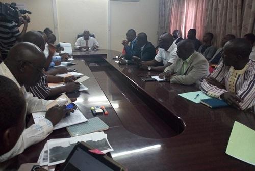 Projets solaires au Burkina: Le ministre de l'Energie s'assure de l'état d'avancement des travaux