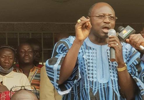 Politique: Eddie Komboïgo de retour dans le Passoré