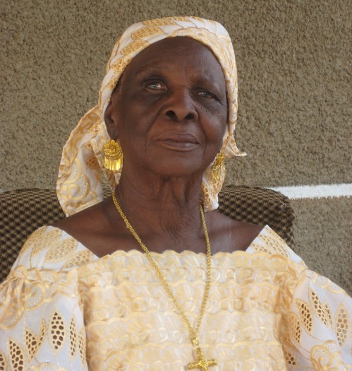 Décès  de MmeBAGHNYAN née TAPSOBA CATHERINE: Remerciements et faire part