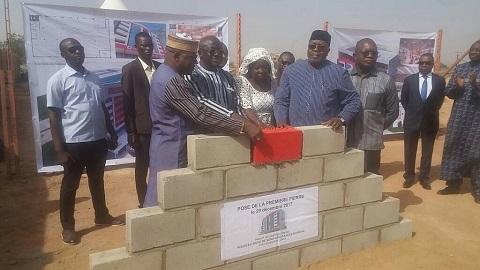 SUNU Assurances Burkina: Bientôt un siège de six étages