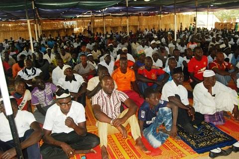 «La jeunesse ne sera véritablement une force que lorsque l'on arrivera à l'éduquer sur le plan entrepreneurial», président de la jeunesse Ahmadiyya, Mamoudou Diallo
