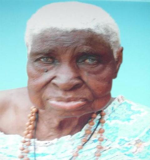 Faire-part: Funérailles chrétiennes de Ilboudo/Liliou Kacora Madeleine et Ilboudo Pascaline Kibsa