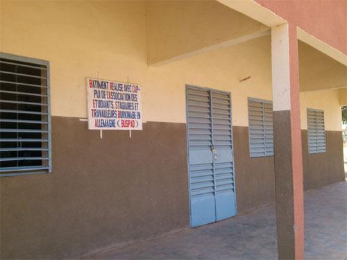 Diaspora burkinabè en Allemagne: BUSPAD ose inventer l'avenir au Burkina Faso
