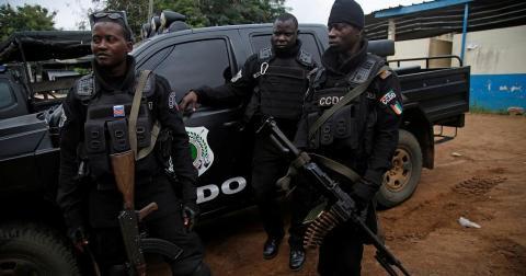 Côte d'ivoire: Des tirs entendus dans l'enceinte de la 3e  région militaire de Bouaké
