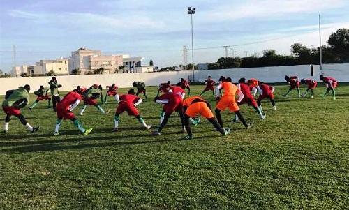 CHAN 2018: Les Etalons en préparation en Tunisie
