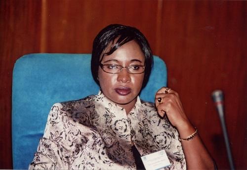 Union africaine des Huissiers de justice: Maître Rosine BOGORE/ZONGO élue vice-présidente