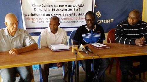 Athlétisme: La deuxième édition de «10 km de Ouaga» prévue pour le 14 janvier