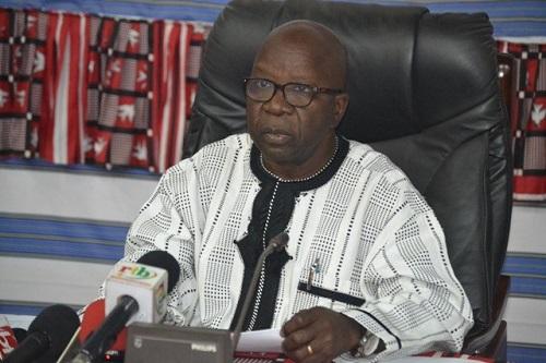 Plainte de Zéphirin Diabré  contre Simon Compaoré: «Ce n'est pas une préoccupation pour moi», dédramatise le ministre