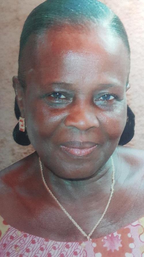 Funérailles chrétiennes de SALAMBERE/KAMOU Yaba Bibiane