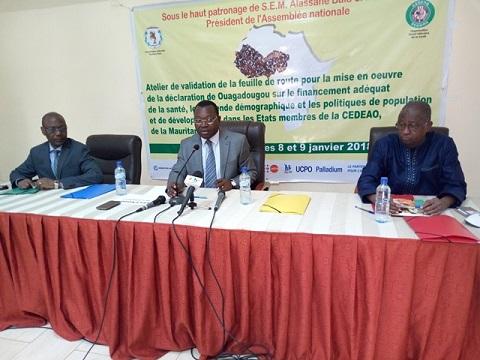 Financement de la santé et capture du dividende démographique: Une feuille de route pour opérationnaliser la «déclaration de Ouagadougou»