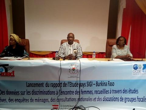 Institutions sociales et égalité femme-homme au Burkina: Une nécessité pour la contribution des femmes au développement du pays