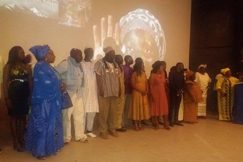 Cinéma: «Dix films pour un combat» de Fanta Nacro pour lutter contre les violences faites aux femmes au Burkina Faso