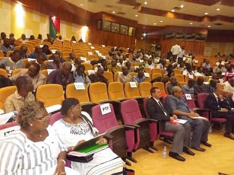 Ministère de l'Agriculture: Le 2e conseil d'administration examine et valide le  programme d'activités de l'année 2018