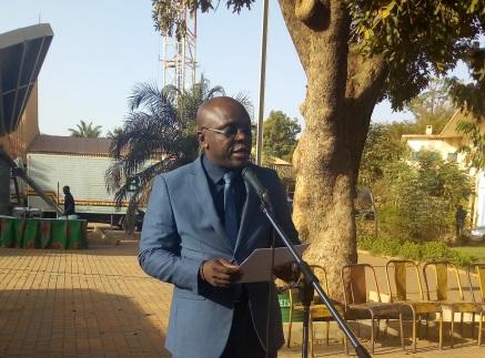 Remis Fulgance Dandjinou, ministre de la communication: «2018 constituera un tournant décisif dans la vie de nos médias publics et privés»