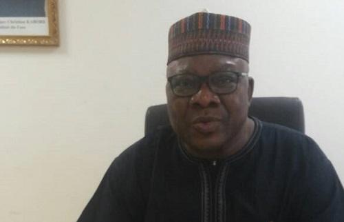 Vœux du nouvel an 2018: Le ministre Oumarou Idani appelle la population de l'Est à la fédération des énergies