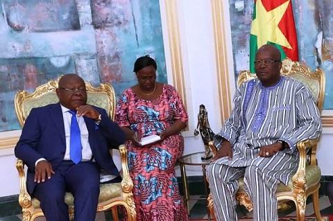 Le président du parlement ghanéen à Kossyam: «Il faut changer de paradigme»