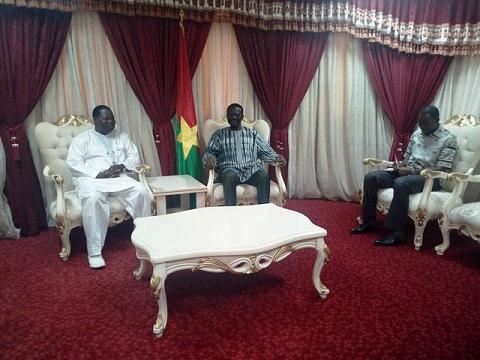 Burkina-Sénégal: L'ambassadeur Jacob Ouédraogo s'engage à œuvrer au renforcement de la Coopération parlementaire