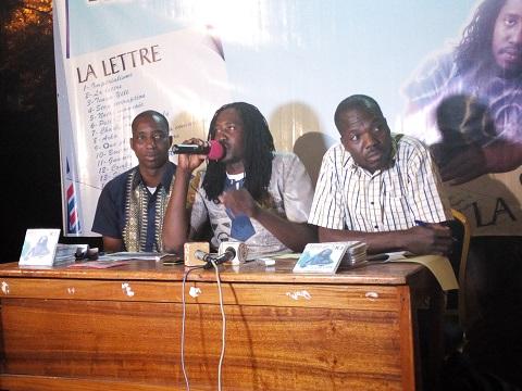 Culture Burkina: Après «Clé de justice», voici «La Lettre» d'Almamy KJ